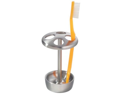 Interdesign Forma Series - Toothbrush Stand Brushed Finish의 그림