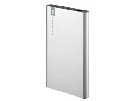 Picture of GP Batteries Fast Track 5000mAh - Silver