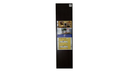 Picture of Element System Wooden Shelving 800mm X 200mm - Wengue