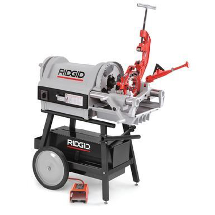 Picture of Ridgid Pipe & Bolt Threading Machine Model 1224