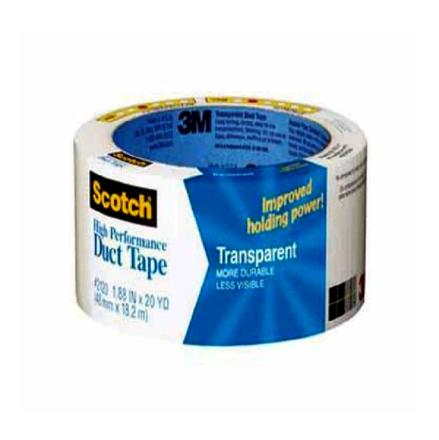 3M Duct Tape Transparent 20YD의 그림