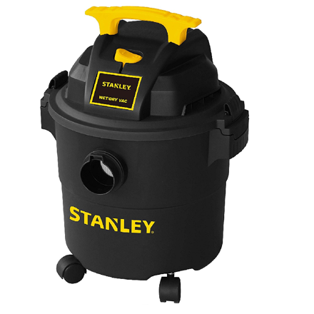 Picture of Stanley Portable Poly Series Wet/Dry Vacuum STSL19115P