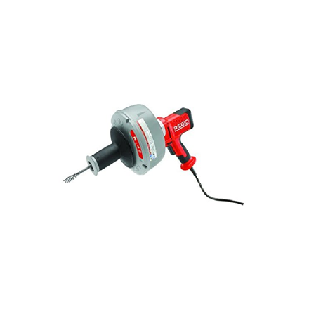 RIDGID K-45AF Sink Machine with C-1 5/16 Inch Inner Core Cable의 그림