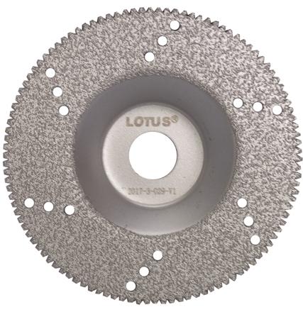 Lotus LDC100GC TI Coated Diamond C/G Disc의 그림