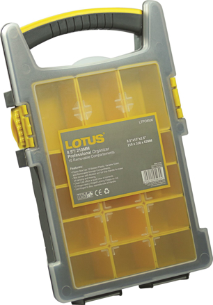 Lotus LTPO8500 Parts Organizer (VERTICAL)의 그림
