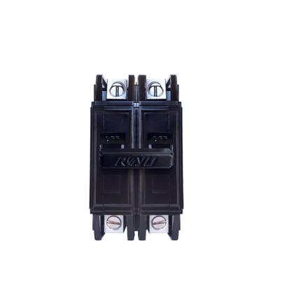 Royu Circuit Breaker Bolt-On Type Mechanical Lug Terminal의 그림