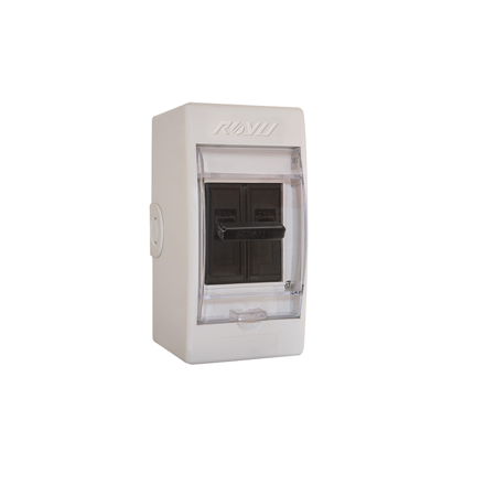 Royu Safety Breaker with Cover Moulded Case Bolt-On Type Flame Retardant Body의 그림