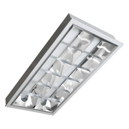 Picture of Firefly Wide Recessed Type with Aluminum Reflector ESLRW1X20/0