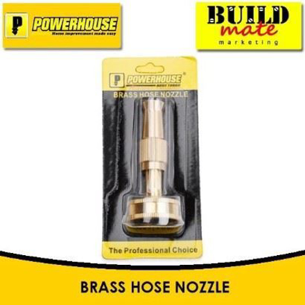 Picture of Powerhouse Brass Hose Nozzle