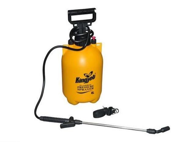 Kingjet 4L Pressure Sprayer Stainless Steel Lanve & Nozzle, KJ40Q의 그림
