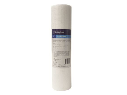 Picture of Westinghouse Polypropylene Filter WHWWFCPPFSL10