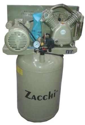 Zacchi Vertical Type Air Compressor ZAC-200V의 그림