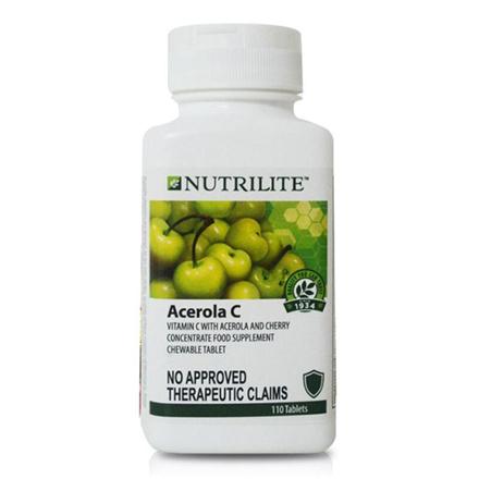 Nutrilite Acerola C Chewable Tablet의 그림