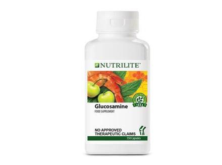 Nutrilite Glucosamine Capsule의 그림
