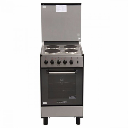 La Germania FS5004 40XR 50cm range, 4 Electric Hotplate | Electric Oven | Electric Grill with Rotisserie의 그림