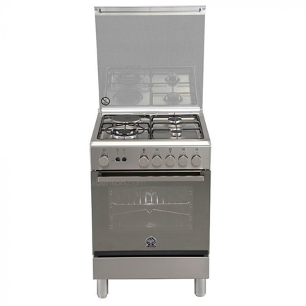 La Germania TU651 22DX 60cm range, 3 Aluminium Gas Burners + 1 Electric Hotplate │ With Rotisserie의 그림