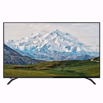 Sharp UHD 4T C60AH1X 60-inch, Ultra HD, Smart TV의 그림