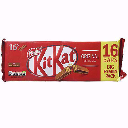 Picture of Kit Kat 16 bars