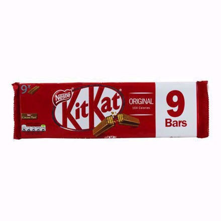 Picture of Kit Kat 9 bars