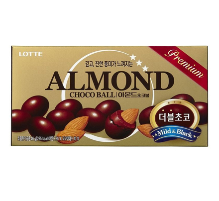 Picture of Almond Choco Ball