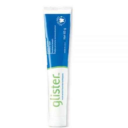 Glister Multi-Action Fluoride Toothpatse의 그림
