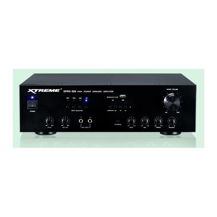 Xtreme Amplifier XPRO-500의 그림