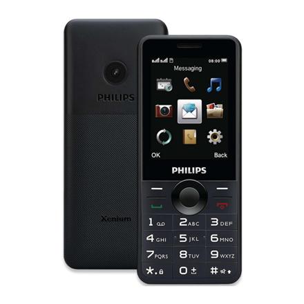 Philips Mobile Phone E168의 그림