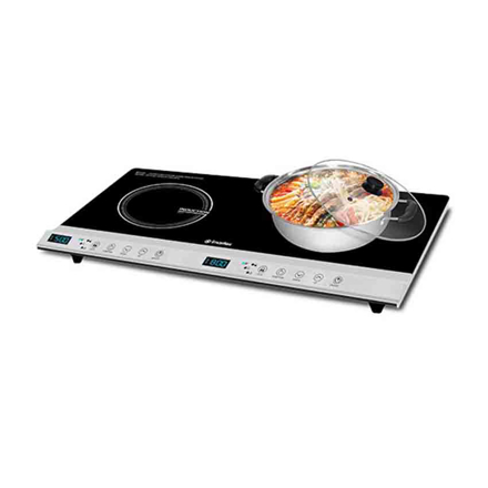 Picture of Twin Plate Induction Cooker IDX-3200HG