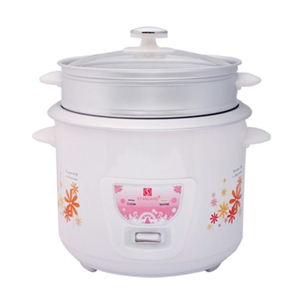 Picture of Standard Rice Cooker with Steamer