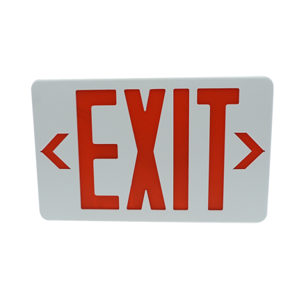 Exit Sign (Thermoplastic Housing) LED/X-202/R의 그림