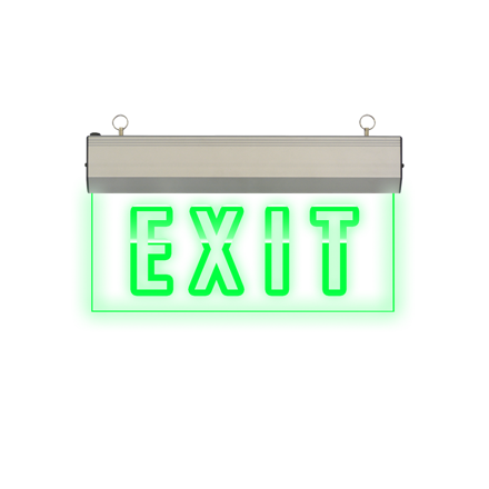 Exit Sign (Acrylic) LED/X-200의 그림
