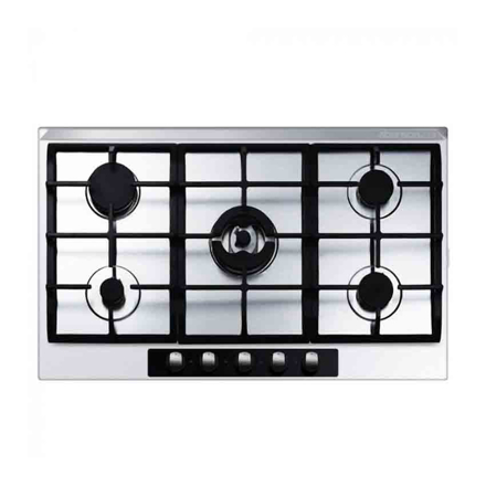 Built-In Hob 5 Gas Bruners TBH9050CSS의 그림