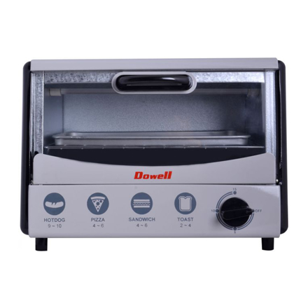 Dowell Oven Toaster- DOT615의 그림