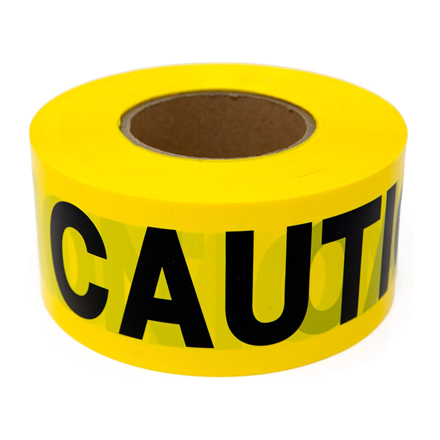 Picture of Warning/Caution Tape 3 x 300M