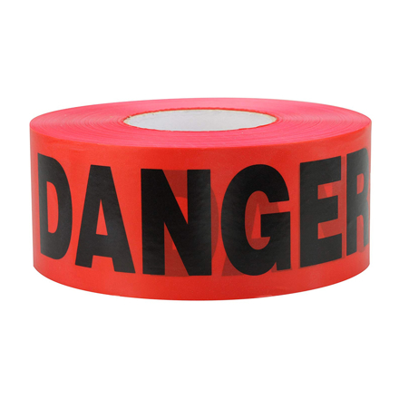 Picture of Warning/Danger Tape 3 x 300 M