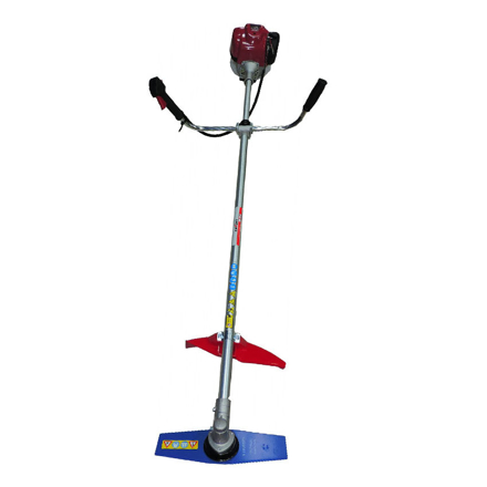 4-Stroke Engine Grass Cutter ZKK-1000의 그림