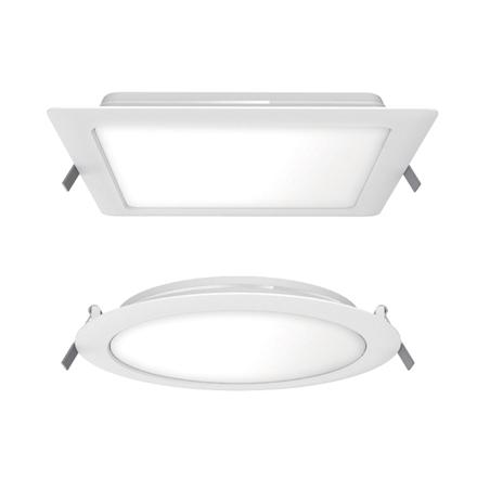 Picture of LED Slim Downlight Ecomax - LEDDownlightRc-ESII-R100-6W-WH-NV