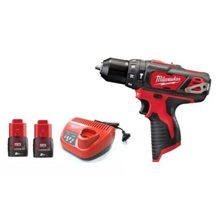 Picture of Chuck Hammer Drill Set M12BPD-202C