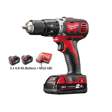 Picture of Hammer Drill Driver Set M18BPD-202C