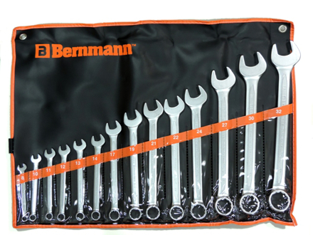 Combination Wrench (14 Pieces) B-02-832PB의 그림