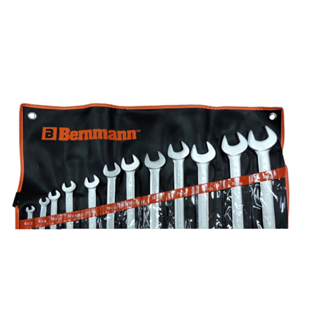Double Open End Wrench (12 Pieces) B-05-632PB의 그림