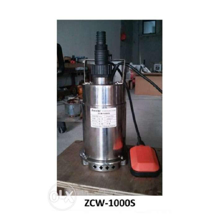 Picture of Submersible Pumps Clear Water Stainless Body ZCW-1000S