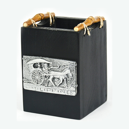 Picture of Pen Holder Box with Kalesa - 0137-0639