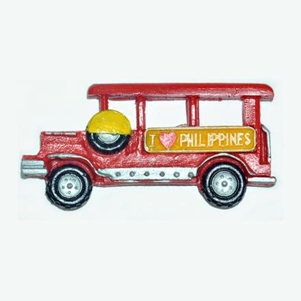 Picture of Jeepney Ref Magnet- DSC-5198