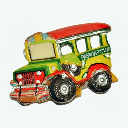 Jeepney Ref Magnet- DSC-5203의 그림