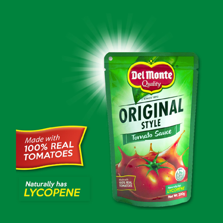 Picture of Del Monte Tomato Sauce Filipino Style 200g