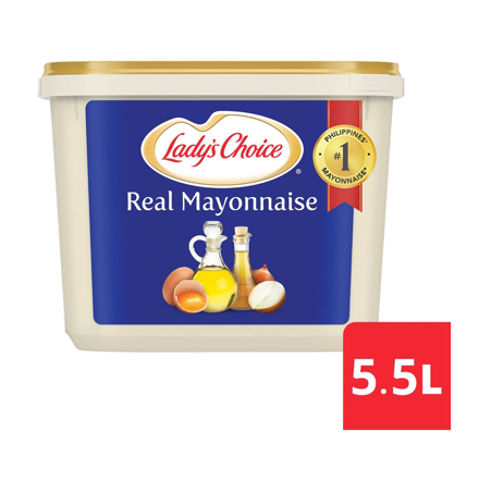 Picture of Lady's Choice Real Mayonnaise 5.5L