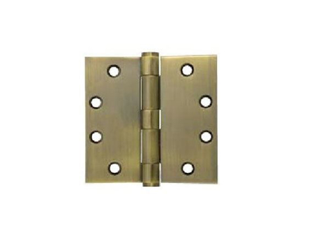 Yale Plain Door Hinge - 3 x 3 x 2 mm PB SSSB의 그림