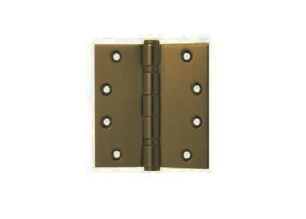 Yale 2 Ball Bearing Button Tipped Door Hinge 2BB 4X4X2 MM ABSS'의 그림
