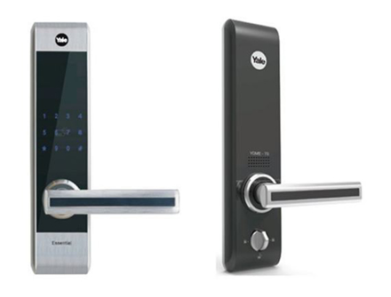 Picture of Yale Door Lock Digital Mortise Essential Series Right Hand